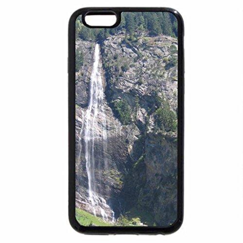 iPhone 6S Case, iPhone 6 Case (Black & White) - Fallbach in Maltatal, Austria