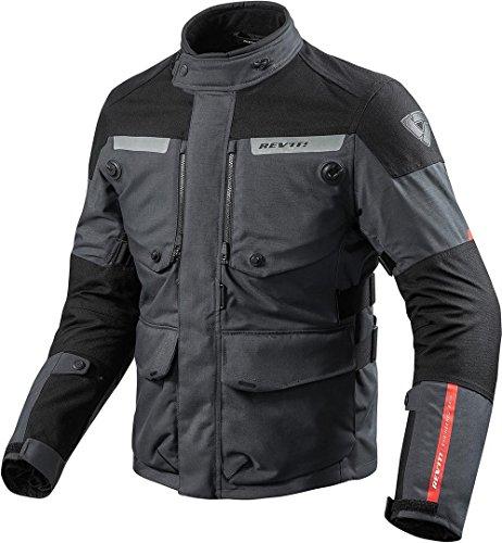 REV IT Horizon 2 Moto pour femme Taille XXXL Anthracite Black
