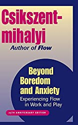 Beyond Boredom and Anxiety: Experiencing Flow in Work and Play