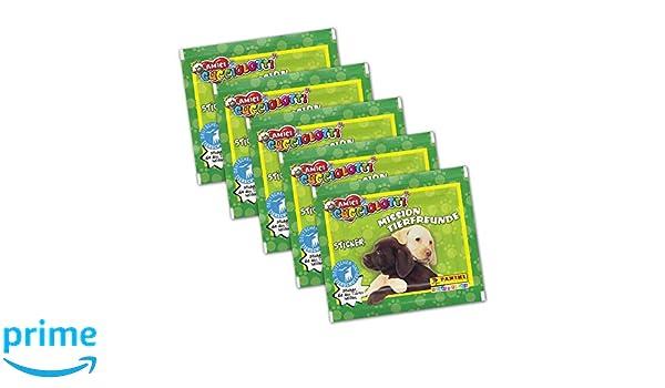 Panini Amici Cucciolotti  Mission Tierfreunde Sticker Nr 119