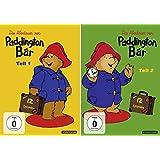 Die Abenteuer von Paddington Bär - Teil 1+2 im Set - Deutsche Originalware