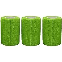 YuMai Haftbandage Selbsthaftende Bandage Erste Hilfe Klebeband Wrap 7.5 cm × 4,5 m Hellgrün FDA genehmigt – 3... preisvergleich bei billige-tabletten.eu