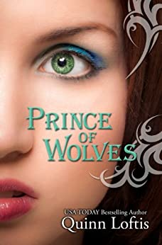 Prince of Wolves (The Grey Wolves Series Book 1) (English Edition) de
