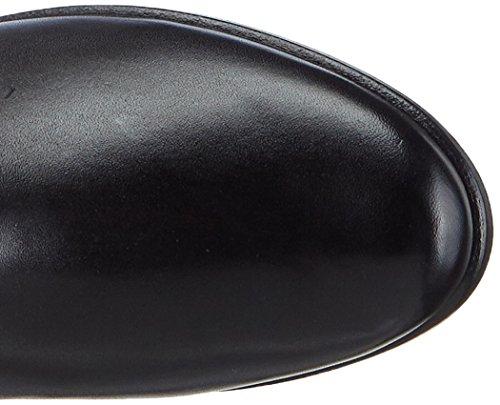 Högl 0- 10 0640 0100, Bottes Cavalières femme Noir (0100)