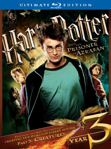 Click for larger image of Harry Potter & Prisoner of Azkaban [Blu-ray]