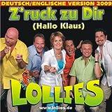 Z'ruck zu dir (Hallo Klaus) (Nickerbocker-Party-Mix - Die Hit-Version)