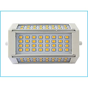 Lampada led r7s lineare 118mm 30w 350w natural white for Lampada led r7s 118mm dimmerabile
