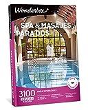 WONDERBOX Caja SPA & MASAJES para Dos- 3.100 experiencias para Dos Personas