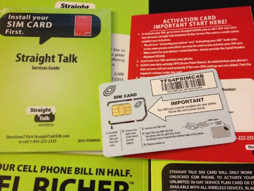 Atandt Sim Card For Iphone