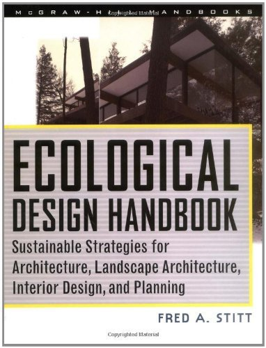 The Ecological Design Handbook by Fred Stitt (1999-06-14)