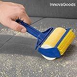 InnovaGoods ROLLER Pack Fusselrasierer, ABS, Kautschuk und Kleber, Blau und Gelb, 11x 19x 7cm, 2Stück