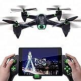 HZRKJ Drone et Cadeau de caméra 4MP quadcoptère vidéo en Direct Altitude Mode Suspension sans tête Mode adapté pour téléphone, Android,2mp