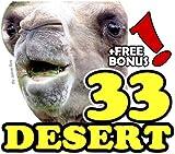 The 33 Desert Animals (33 Animals | Animal Fact Books for Kids Book 7) (English Edition)