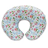 Best Boppy Breastfeeding Pillows - Boppy Pillow Slipcover, Blue Classic Fresh Flowers Review