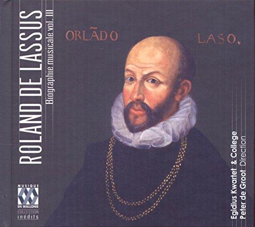 Lassus / Biographie Musicale V.3