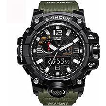 LightInTheBox Hombre Niños Reloj Deportivo Reloj Militar Reloj de Vestir Reloj Smart Reloj de Moda Reloj de Pulsera Reloj Pulsera Digital LED
