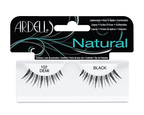 Ardell Faux-cils Fashion Lashes 102 - Demi - Noirs
