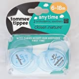Tommee Tippee Closer To Nature: 2 x Schnuller 6-18m )
