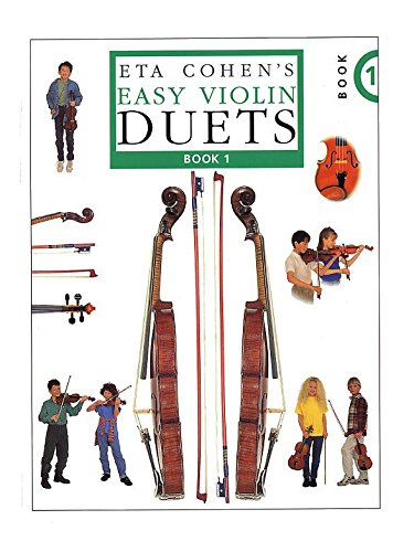 Easy Violin Duets - Book 1 - Violin[Duet...