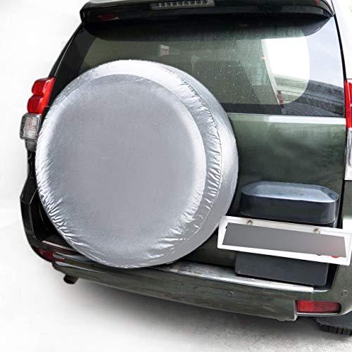 Ballylelly Copri-Ruota Auto di scorta Custodia Protettiva per Veicolo Impermeabile Resistent