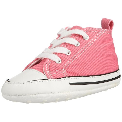 Converse First Star Cvs 022110-12-13, Unisex - Kinder Sneaker, Pink (Rose), EU 17