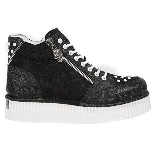 New Rock M Crp002 S1, Boots mixte adulte BLACK, BLACK