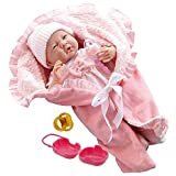 39cm La Newborn with accessories by JC Toys - Best Reviews Guide