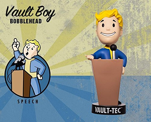 Fallout 4: Vault Boy 111 Bobbleheads - Series Two: Speech by Fallout