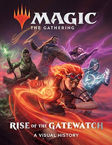 Magic: The Gathering: Rise of the Gatewatch (English Edition)