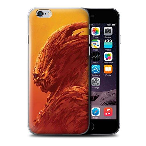 Offiziell Chris Cold Hülle / Case für Apple iPhone 6+/Plus 5.5 / Pack 6pcs Muster / Wilden Kreaturen Kollektion Raubtier/Jäger