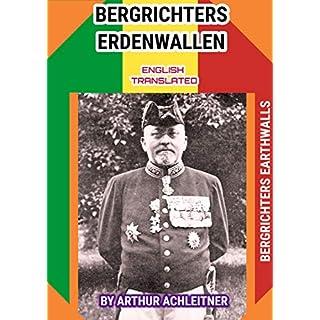 BERGRICHTERS ERDENWALLEN : BERGRICHTERS EARTHWALLS  HIGHLAND ROMAN  (ENGLISH TRANSLATED)