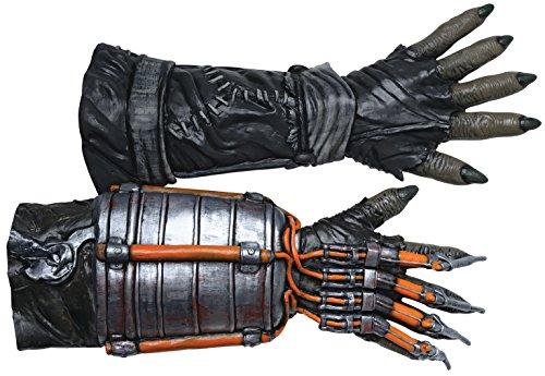 Rubie's Scarecrow Batman Handschuhe für Erwachsene (Deluxe Batman Handschuhe)