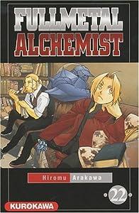 Fullmetal Alchemist Edition simple Tome 22