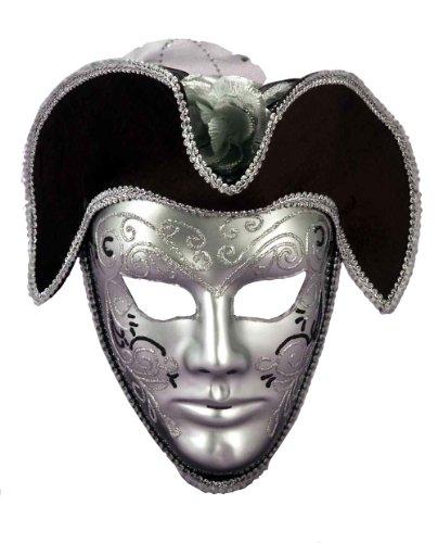 Halloween Kostüme Maske Gesicht Maske Kostüm Stütze Scary Creepy Schreckliche Maske Monster Maske Latex Maske Over-The-Head-Maske Deluxe venezianische Maske für Maskerade Make-up Party