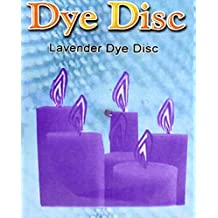 Molde Master para hacer velas Dye Disco, lavanda
