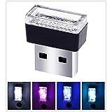 led auto interni,USB LED Car Interior Atmosphere Light Feet Lampada Illuminazione Illuminazione decorativa