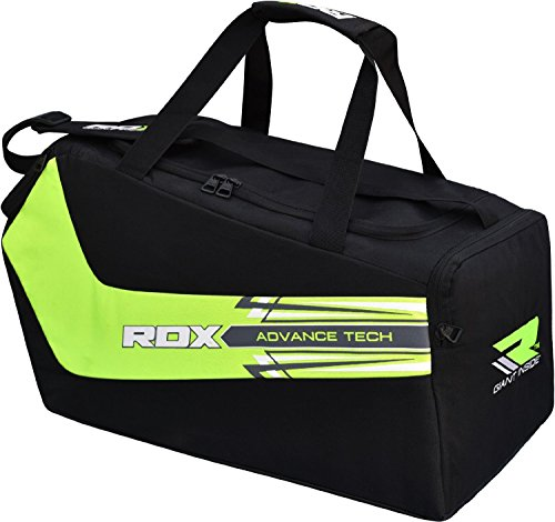 RDX Sac De Sport Trekking Gym Holdall Gymnastique Rucksack Duffle Karate Bag Handball