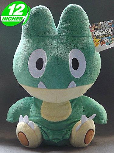 Pokemon Munchlax/Goinfrex/Mampfaxo 12 inch Plush Doll