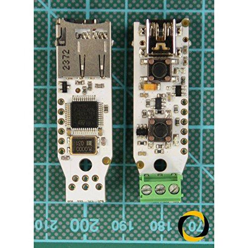 Preisvergleich Produktbild Ascending Composites LED Player WS2812,  Spielt LED-Effekte von SD-Karte ab