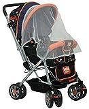 Babymate  Hummingbird Strollers with Mamma Bag-211 (Orange and Black)