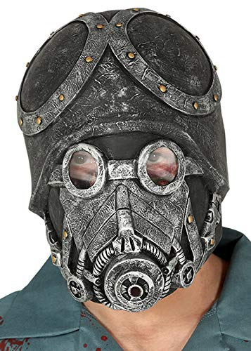 Magic Box Int. Halloween Nuclear Apocalypse Soldat Maske