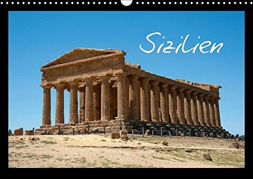 Preisvergleich Produktbild Sizilien (Wandkalender 2017 DIN A3 quer): Sonneninsel Italiens (Monatskalender, 14 Seiten ) (CALVENDO Orte)
