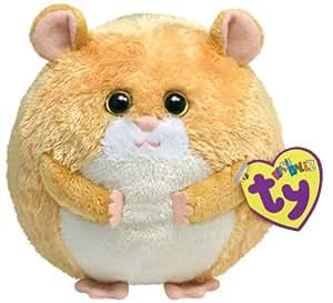 Ty Beanie Ballz Ballon Flash - Hamster peluche 12 cm