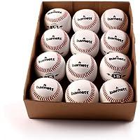 'barnett BS-1balle de baseball, Taille 9, Blanc, 1douzaine