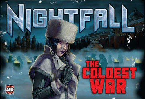 Alderac Entertainment 5304 - Nightfall: Coldest War Expansion