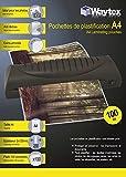 SchöN 100x Leitz Laminierfolientasche 65 X 95 Mm 2x 125 Mic Laminierfolie F.keycards Durchsichtig In Sicht
