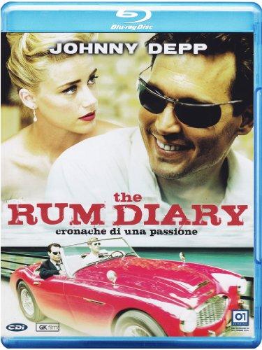 the-rum-diary-cronache-di-una-passione-blu-ray-import-anglais