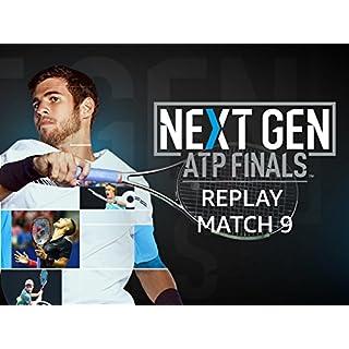 Match 9 Replay: Chung, Hyeon (54) vs. Quinzi, Gianluigi (306)