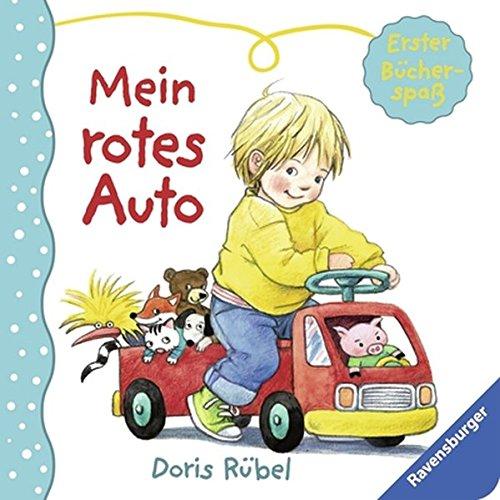 Preisvergleich Produktbild Erster Bücherspaß - Mein rotes Auto