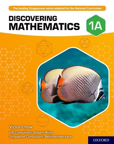 Discovering Mathematics: Student Book 1A